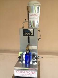 Dosadora Semi-automática para Líquidos e Pastosos